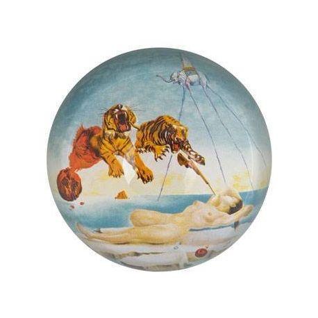 « Dream Flight » Salvador Dalí, presse papier signé Artis Orbis
