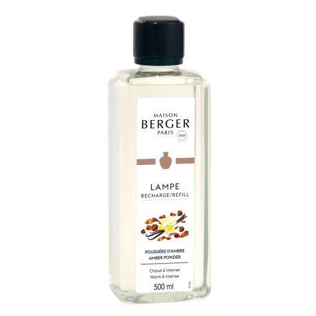Recharge Lampe Berger - Poussière d Ambre