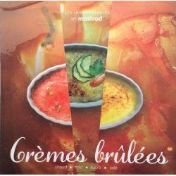 Crèmes brûlées par J.-C. Fascina - Livre de recettes - Mastrad