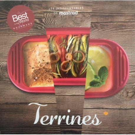 Terrines par Jean.Claude Fascina - Livre de recettes - Mastrad