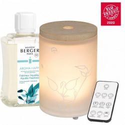 Coffret Diffuseur électrique «Aroma Happy» , Maison Berger