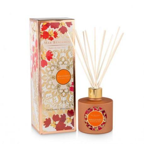 Diffuseur de parfum «Boulevard de feuilles d'Or»