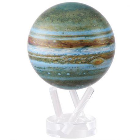 Globe Jupiter autorotatif
