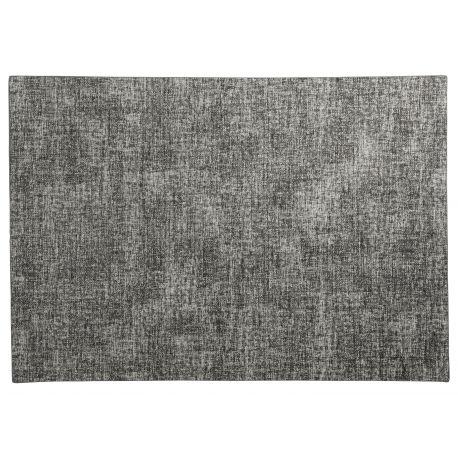 Meli Melo, Set de table gris industrie , 33x46 cm