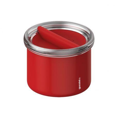 On the Go, Boîte à lunch en inox, isotherme, coloris rouge
