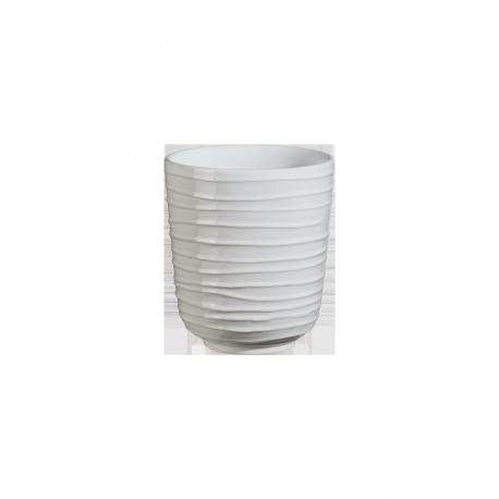 Cordo, Gobelet de 20 cl en grès blanc
