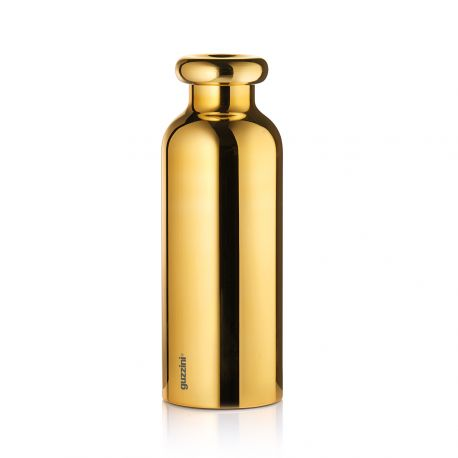On The Go, Bouteille nomade isotherme, spécial édition coloris Gold 50 cl