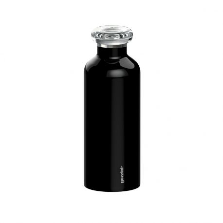 On The Go, Bouteille nomade isotherme, Coloris noir, 50 cl