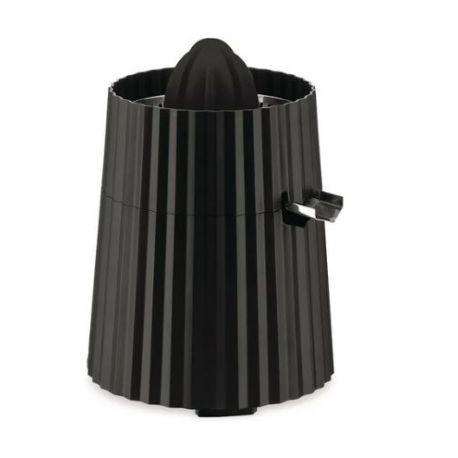 Plissé, Presse-Agrumes électrique Design Michele De Lucchi, Noir