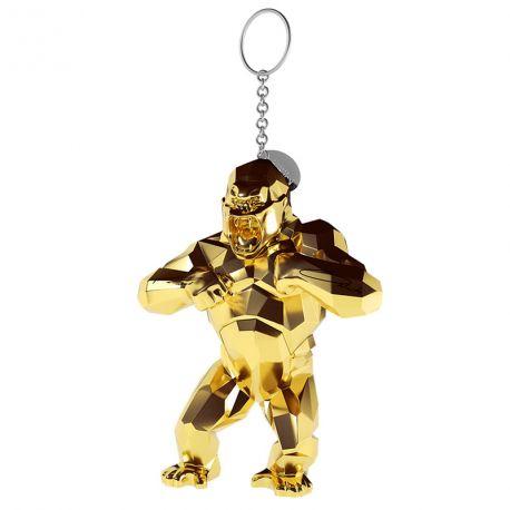 Porte clés USB Kong Or Brillant de Richard Orlinski