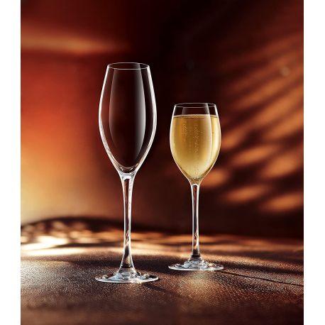 Grand Cépages Flûtes à Champagne 24 cl
