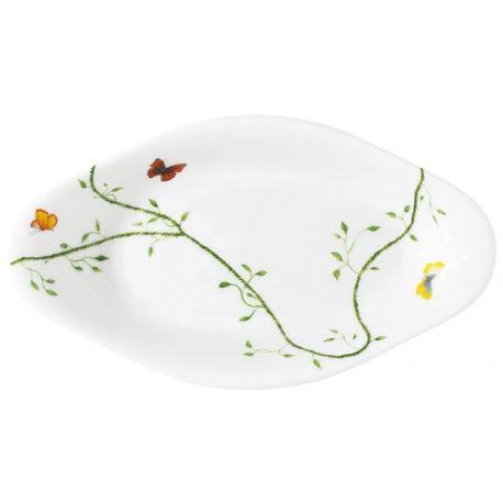Histoire Naturelle - Raynaud - Ravier en porcelaine