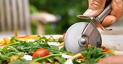 Ciseaux, Accessoires pizzas & autres couteaux