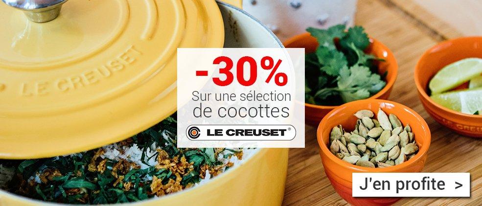 Cocotte Le Creuset solde ovale