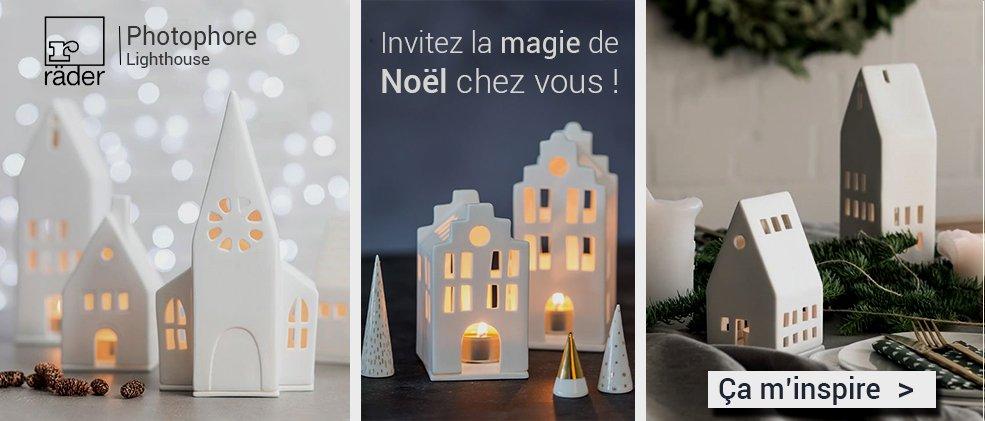 Décoration Noël Räder