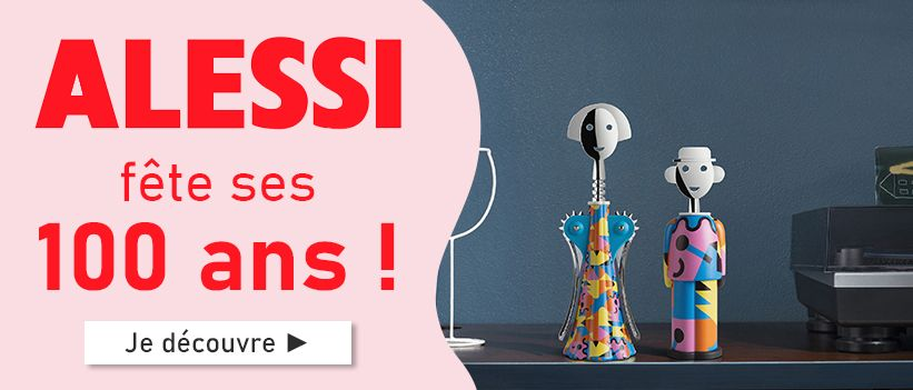 Alessi 100 ans value collection